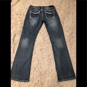 Women's Daytrip Virgo Bootcut Jeans SZ 30L
